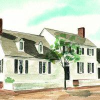 Martha's House MS